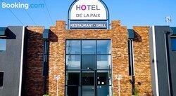 HOTEL DE LA PAIX Lyon sud Givors