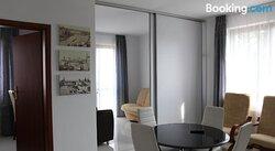 Prywatny Apartament W Hotelu Orka Trzesacz
