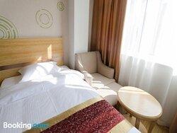 GreenTree Inn Suzhou Zhongshan North Road Business