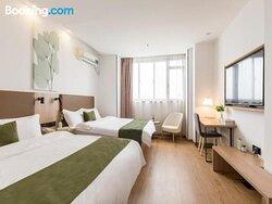 GreenTree Inn Shanghai Disney Avenue Xiupu Road Business Hotel