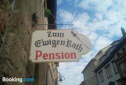 Pension Zum Ewigen Rath
