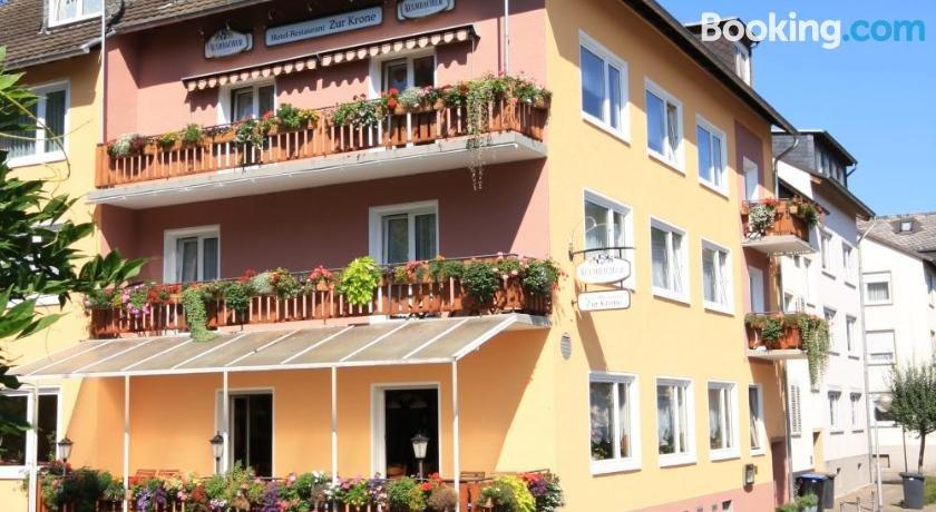 """Hotel Restaurant """"Zur Krone"""""""