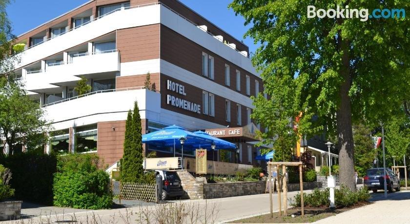 Privat-Hotel Promenade