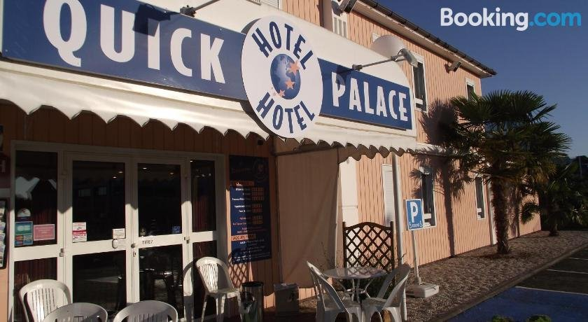 Quick Palace Le Mans Nord St Sturnin