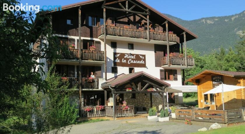 Hotel de la Cascade