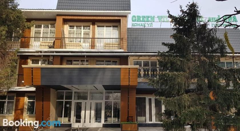 Green Villa Hotel And Spa