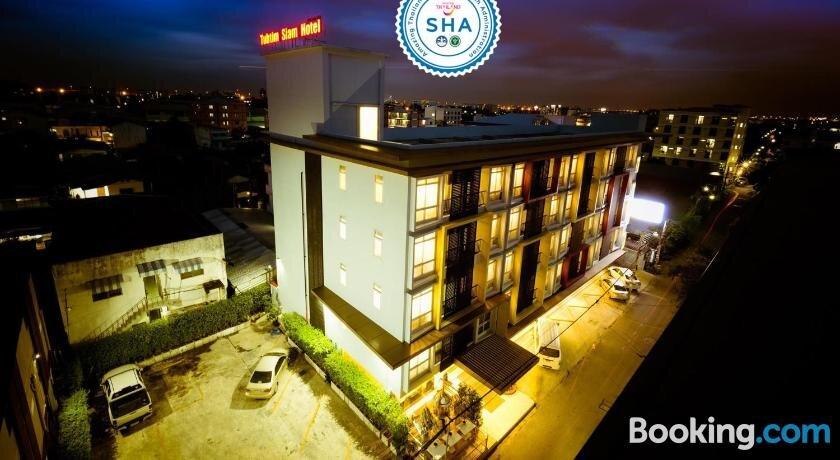 Tubtim Siam Suvanabhumi Hotel