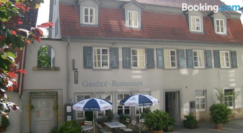 Blauer Bock Gasthof-Restaurant