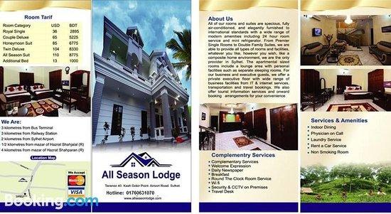 All Season Lodge
