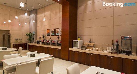Jinjiang Metropolo Hotel Taiyuan Huida International