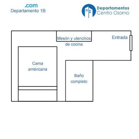 Departamento Centro Osorno