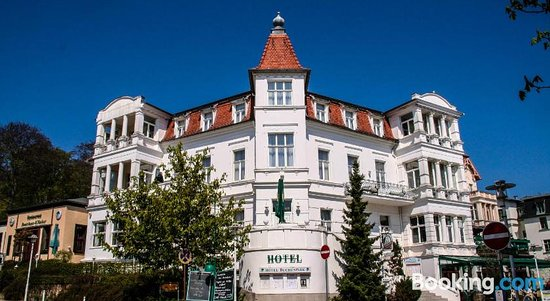 Hotel Buchenpark, Hotels in Seebad Bansin