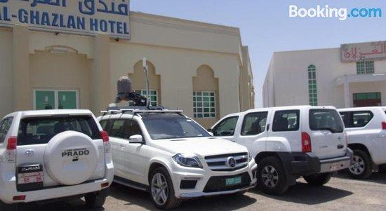 Al Ghazlan Hotel Sinaw