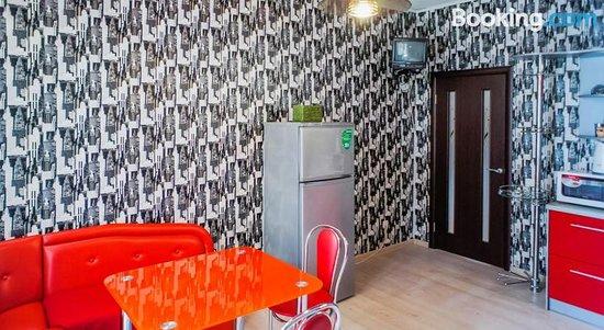 RentGolden Apartment on Ushakova 1V