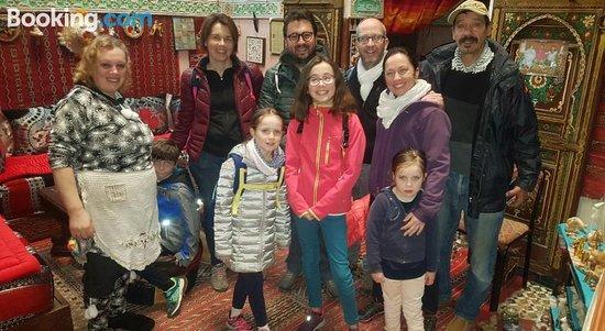 Famille Es Sabrei