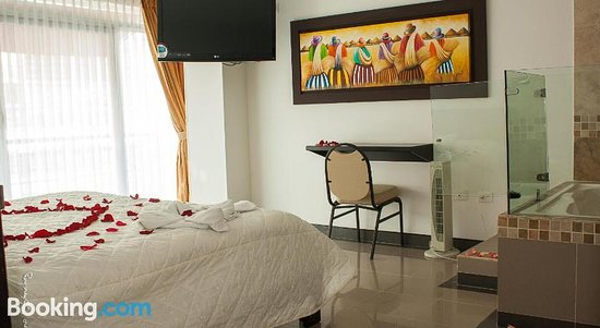 Hotel Andinos Plaza