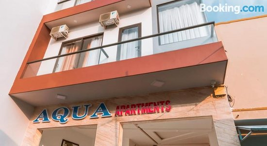 Aqua Seaview Hotel & Apartments