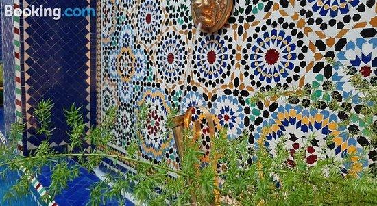 Riad La Porte des 5 Jardins