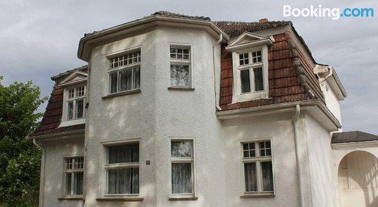 Villa Greta Und Ferienhaus In Der, Hotels in Seebad Bansin
