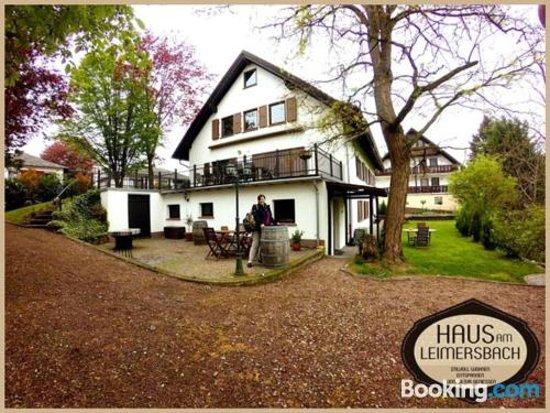 Haus am Leimersbach