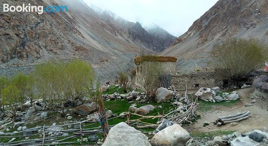 Where Ibex Thrive - Hidden Village in Nubra Valley