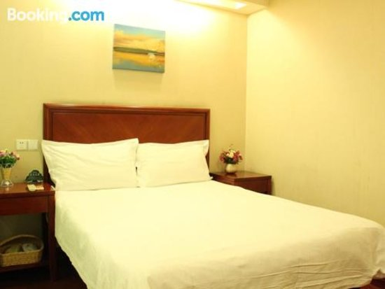 GreenTree Inn Suzhou Huqiu Chengbei West Road Fulin Square Express Hotel