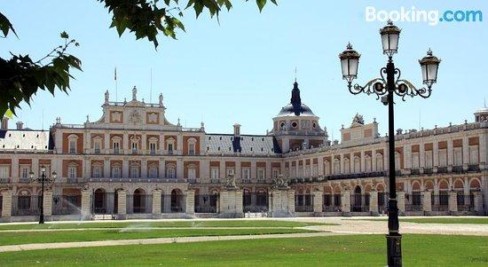 Apartamentos Emperatriz, hoteles en Aranjuez