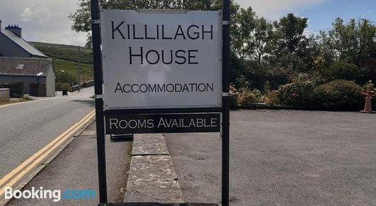 Killilagh Accommodation