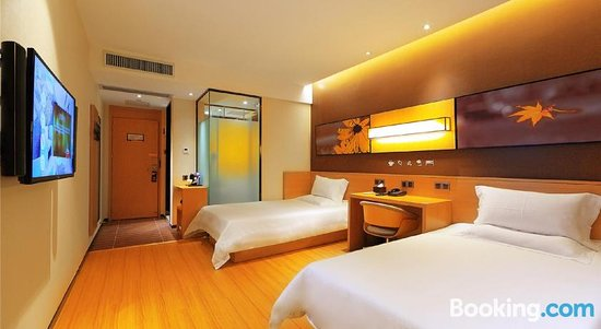 IU Hotel Luoyang High Railway Station Longmen Shiku