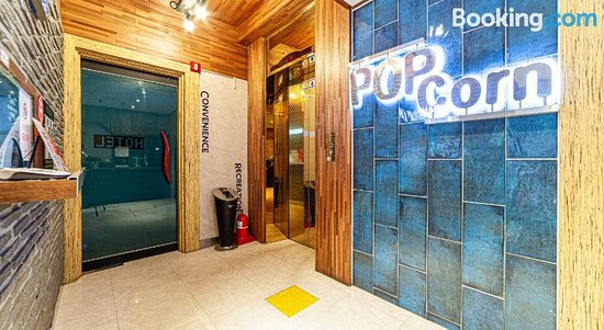 Popcorn Hotel Busan
