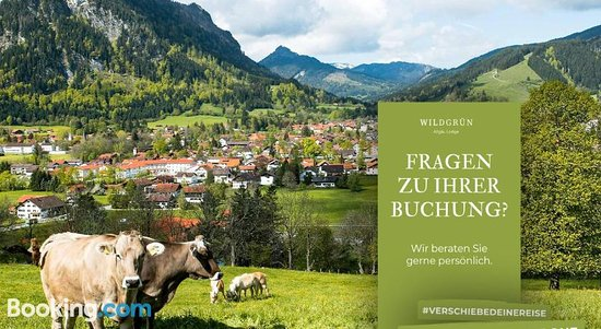 Wildgrun Allgau Lodge
