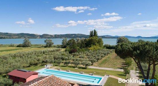 Azienda Agraria Il Gabbiano, Hotels in Passignano Sul Trasimeno