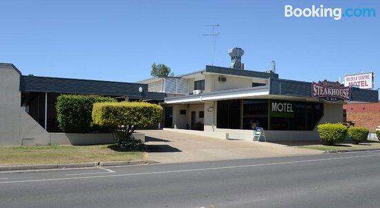 Biloela Centre Motel, Hotels in Biloela
