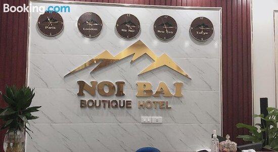 Noi Bai Boutique Hotel