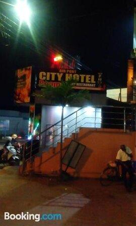 Airport City Hotel and Sandamali Restaurant