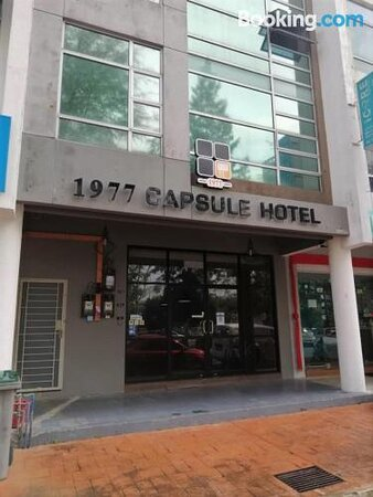 1977 Capsule Hotel