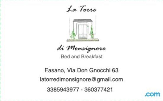 La Torre di Monsignore