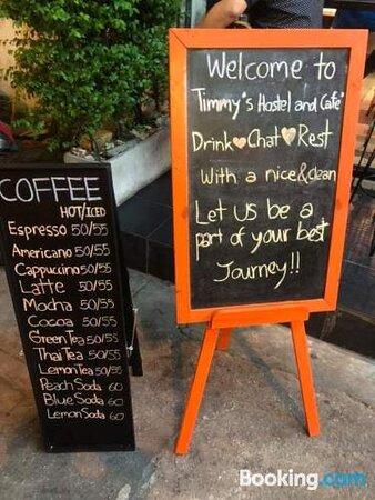 TIMMY's Hostel & Cafe'