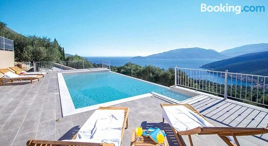 Villa Remvi and Olive Grove villa