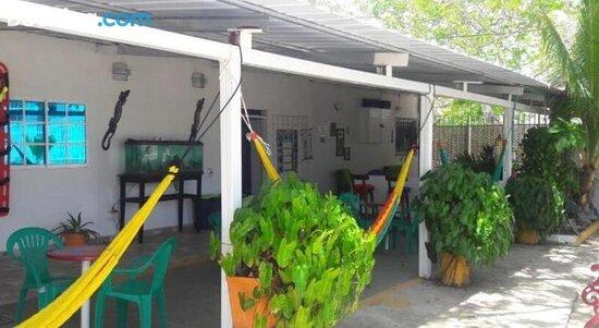 Cabanas con Piscina y Jacuzzi en San Andres
