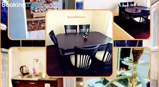Kŭshta za gosti Rose & Water