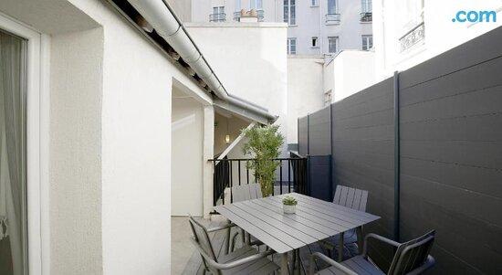 Live a Parisian Dream in Cozy Boho Retreat