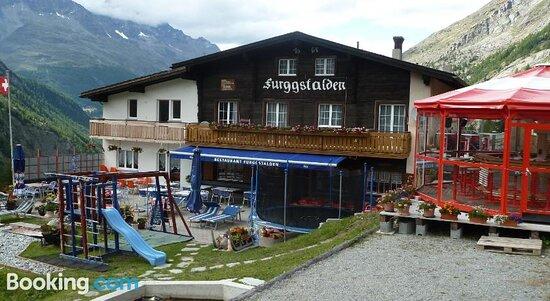 Berghotel Furggstalden, Hotels in Saas-Fee