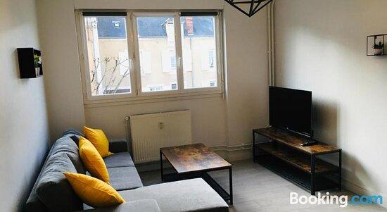 Appartement Clinique saint Francois centre-ville