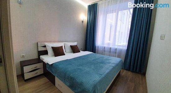 Apartamenti na Gusarova