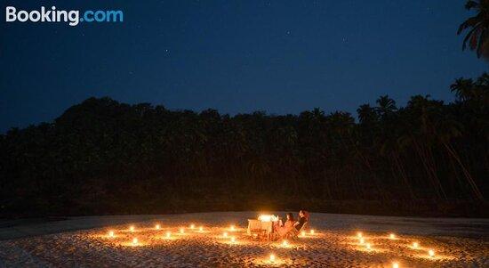 Goa Private Beach Camping