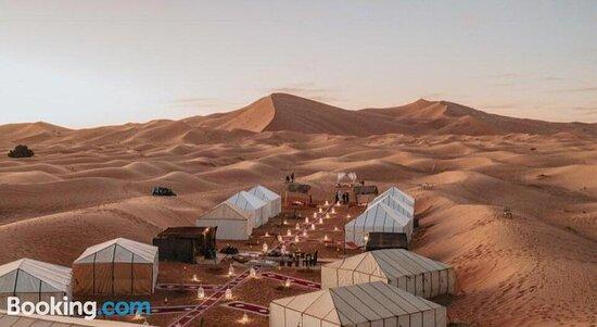 Merzouga Sahara Camp