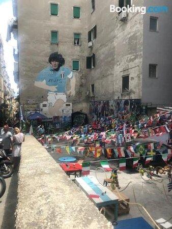 B&B Ruffo Nel Cuore di Napoli