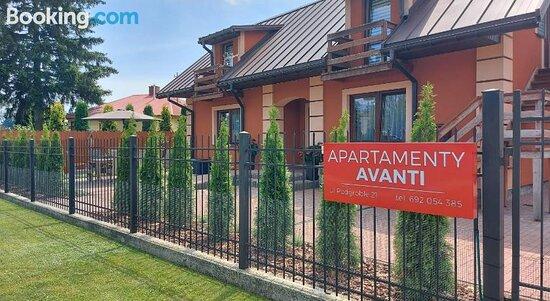Noclegi Centrum - Apartamenty Avanti