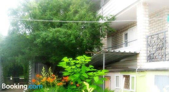 Inner courtyard view